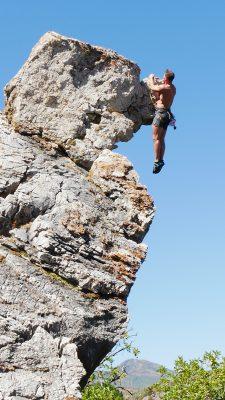 Climbing in Spain 2016